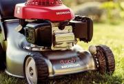 Honda petrol mowers are now available through John Lewis's website