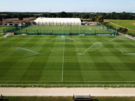 Norwich's training ground