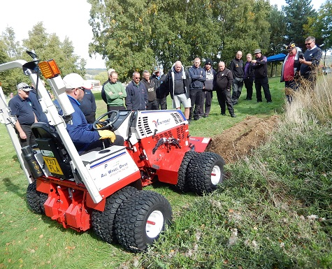 Trencher demo