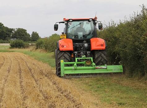 The promotion combines stip tillage with vegetation management
