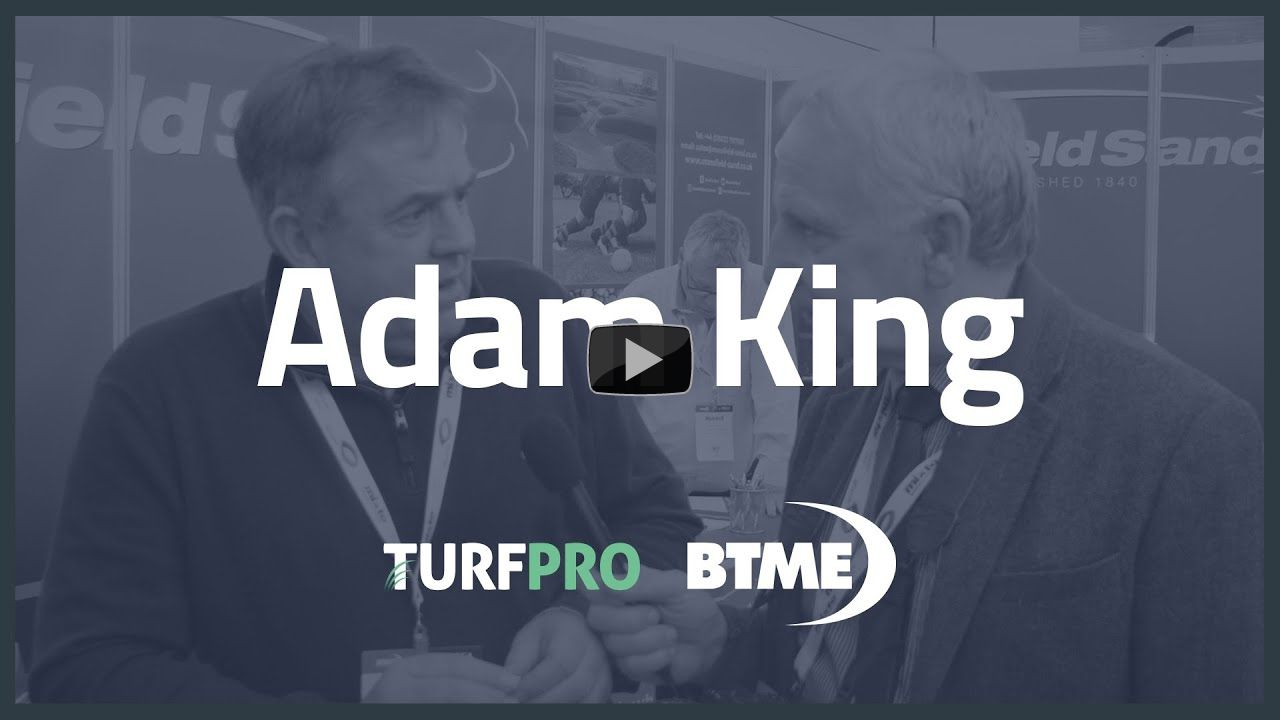 TurfPro at BTME 2020: Adam King talks about Radley College