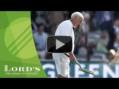 MCC Head Groundsman Mick Hunt - My life at Lord's | MCC/Lord's