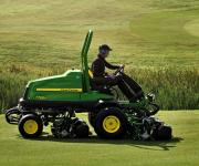 John Deere will be the Official Golf Course and Turf Maintenance Machinery Event Partner at Gleneagles