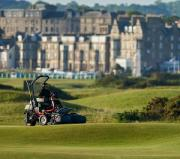 The Toro Company and St Andrews Links signed a long-term partnership agreement under Reesink's new watch