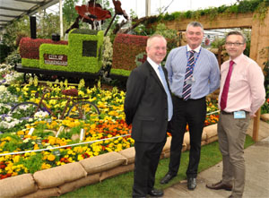 Pretty Turf Pro  British Mowers At World Cup Wentworth Team Success  With Outstanding Birmingham City Council Winning Garden  Lr Mike Hinton Parks Development  Manager Andrew Hodson Royal British Legion And Darren Share Head Of  Parks With Archaic Stone Slabs For Garden Also Garden Signs Metal In Addition Market Garden Cleveland And Garden Shed Installation As Well As Oak Framed Garden Room Additionally Swarms Of Midges In Garden From Landpowernewsweavercouk With   Outstanding Turf Pro  British Mowers At World Cup Wentworth Team Success  With Archaic Birmingham City Council Winning Garden  Lr Mike Hinton Parks Development  Manager Andrew Hodson Royal British Legion And Darren Share Head Of  Parks And Pretty Stone Slabs For Garden Also Garden Signs Metal In Addition Market Garden Cleveland From Landpowernewsweavercouk