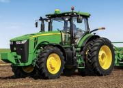John Deere topped the tractor sales charts for 2016