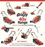 Grizzly Tools - 40v range extension
