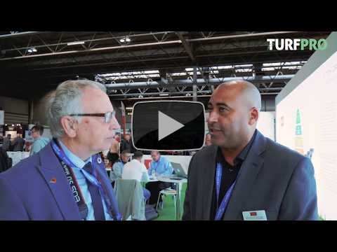 TurfPro at SALTEX 2019: IOG