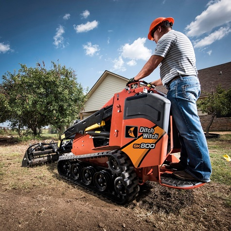 Toro acquired the maker of the Ditch Witch products last year