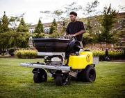 L.T. Rich Products is known for its Z-Spray line of stand-on spreader/sprayers