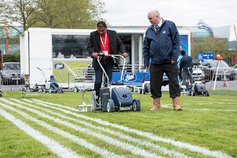 The outdoor demonstrations feature at SALTEX 2018 has completely sold out