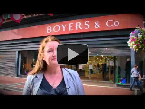 Unions agree to negotiations on orderly wind down of Boyers department store
