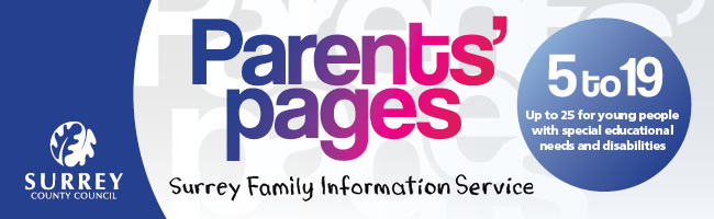 Parents' Pages | Surrey Family Information Service