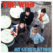 On this day in 1965: The Who released their debut studio album My Generation in the UK.