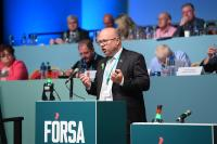 Fórsa deputy general secretary Kevin Callinan told conference delegates in Killarney last week that the political system has failed to display a real sense of urgency when it comes addressing the needs of people experiencing or living under the threat of homelessness.