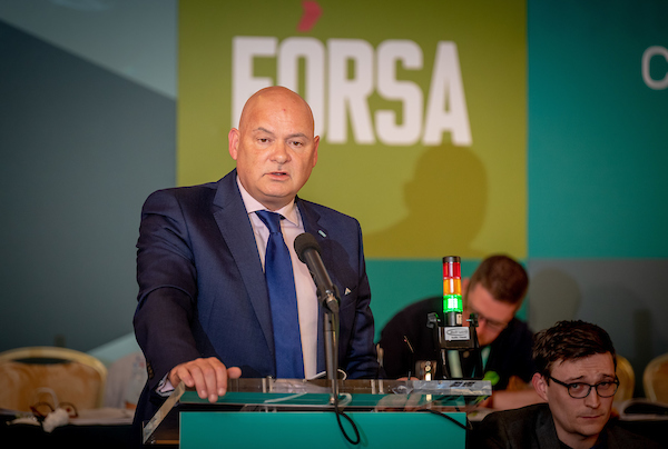 Fórsa's civil service division head, Derek Mullen, said a difficult negotiation had seen the simplification and replacement of a circular dating back to the 1970s.
