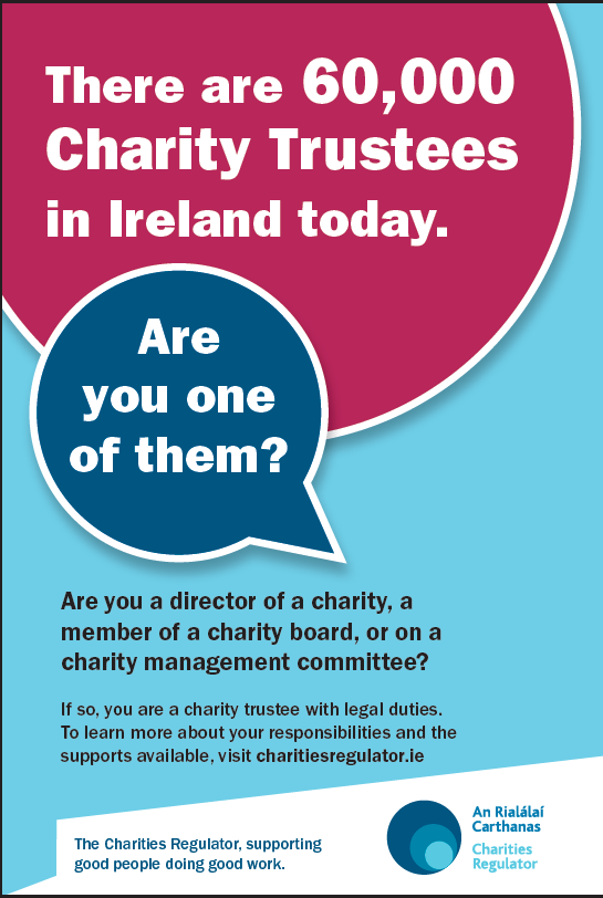 Who is a Charity Trustee? poster